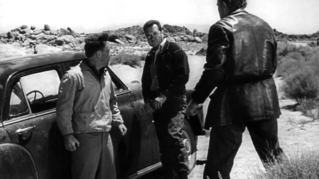 Hitch-Hiker 1953 film noir