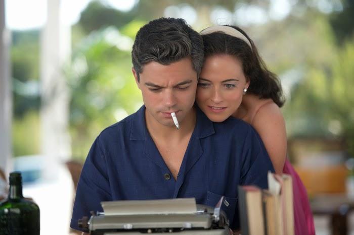 Ian Fleming GoldenEye Jamaica Dominic Cooper writing James Bond