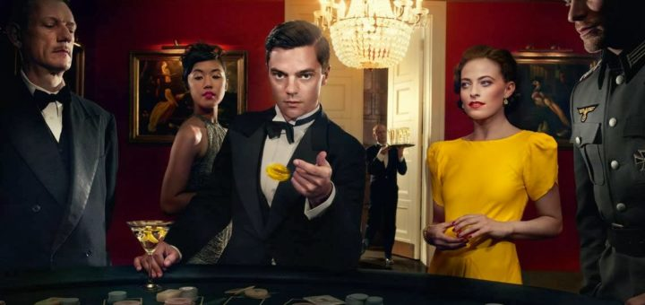Ian Fleming Man Who Would Be Bond