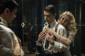 Ian Fleming tv movie 2014 Dominic Cooper Annabelle Wallis