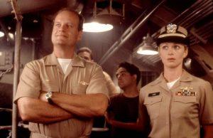 Kelsey Grammer Lauren Holly Down Periscope 1996 movie