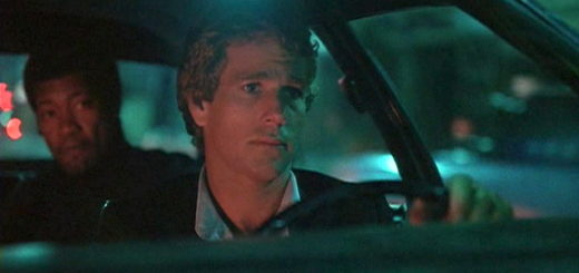 Ryan O'Neal The Driver 1978