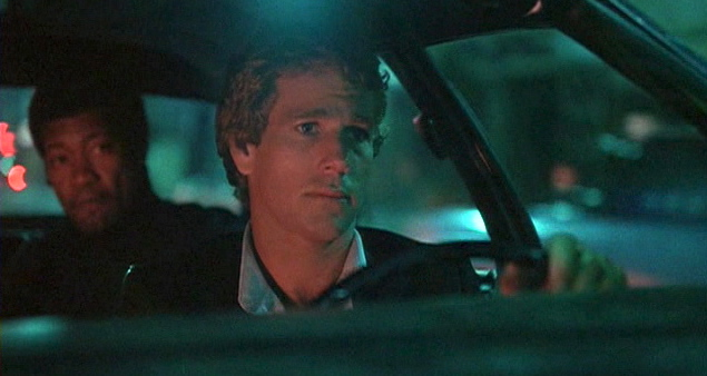 Ryan O'Neal The Driver 1978