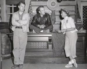 The Hitch-Hiker Edmund O'Brien William Talman Ida Lupino