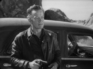 William Tallman Hitch-Hiker 1953 film noir villain
