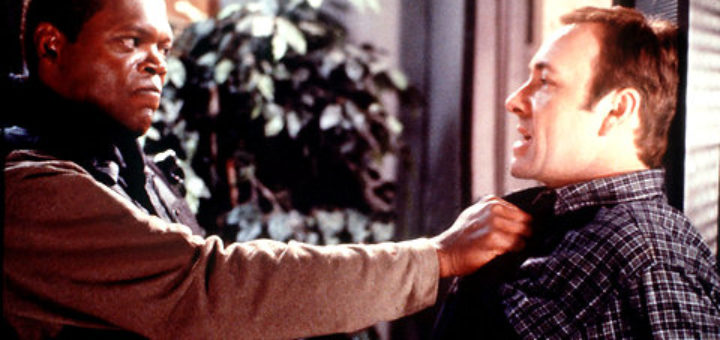 Negotiator Kevin Spacey Samuel L Jackson 1998