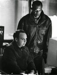 Paul Giamatti Samuel L Jackson The Negotiator 1998