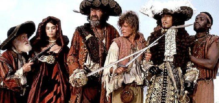 Pirates Roman Polanski Walter Matthau