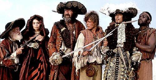 Roman Polanski's Pirates (1986) - A Review