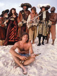 Roman Polanski Pirates movie 1986