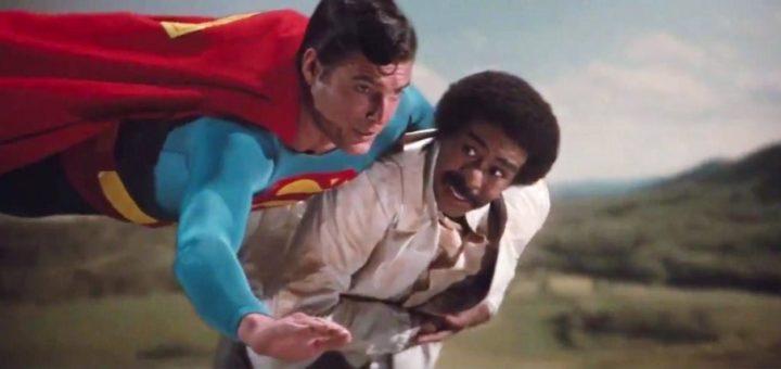 Superman 3 Christopher Reeve Richard Pryor