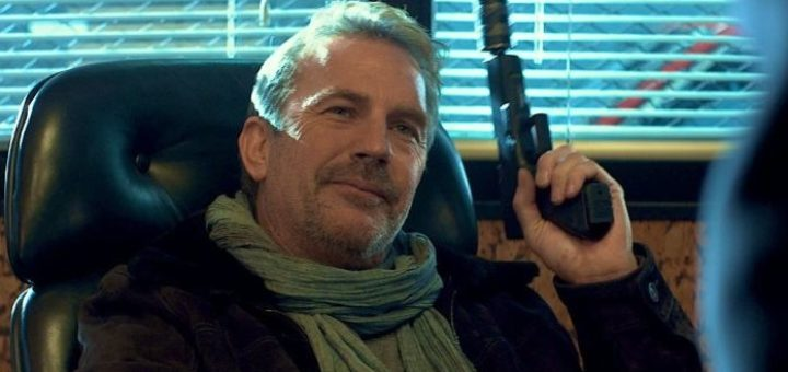 Three Days To Kill Kevin Costner
