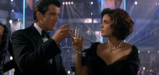 Tomorrow Never Dies James Bond Pierce Brosnan Teri Hatcher