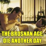 Die Another Day Pierce Brosnan Halle Berry