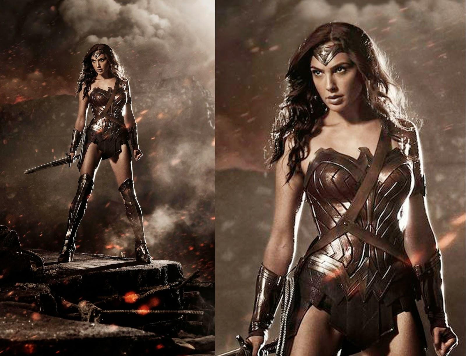 Gal Gadot Wonder Woman First Picture Sexy