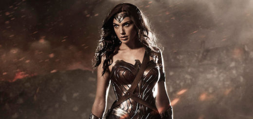 Gal Gadot Wonder Woman first picture