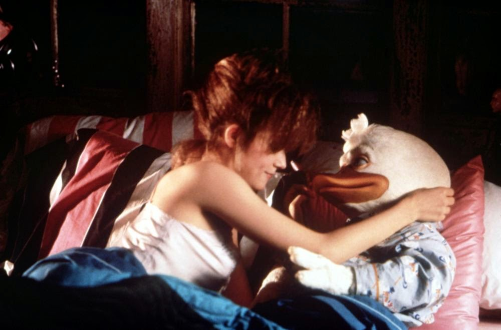 Howard the Duck Lea Thompson sex movie 1986 Marvel