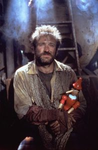 Robin Williams The Fisher King 1991 comedian actor death
