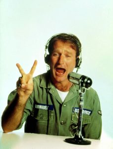 Robin Williams death Good Morning Vietnam comedian actor