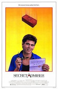 Secret Admirer movie poster 1985