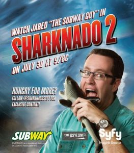 Sharknado 2: The Second One (2014) - A Review