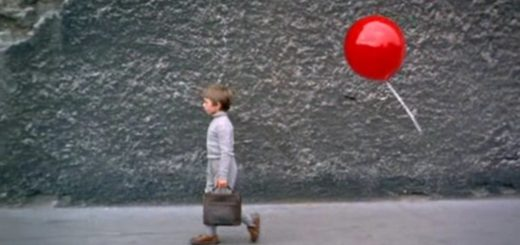 The Red Balloon 1956 short fantasy film