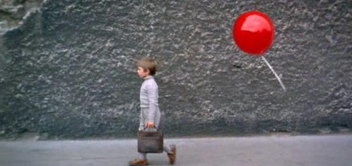 The Red Balloon 1956 short fantasy film