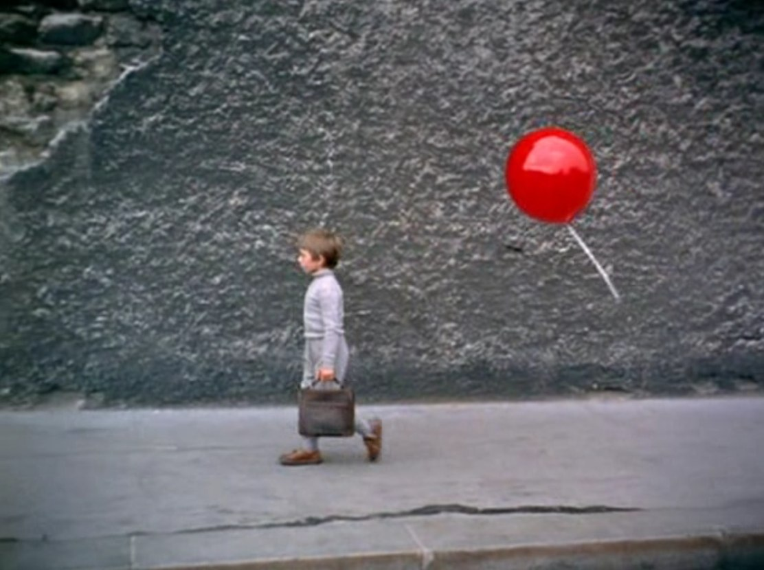 The Red Balloon 1956 A Review