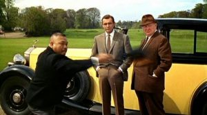 Goldfinger 1964 James Bond Oddjob henchman
