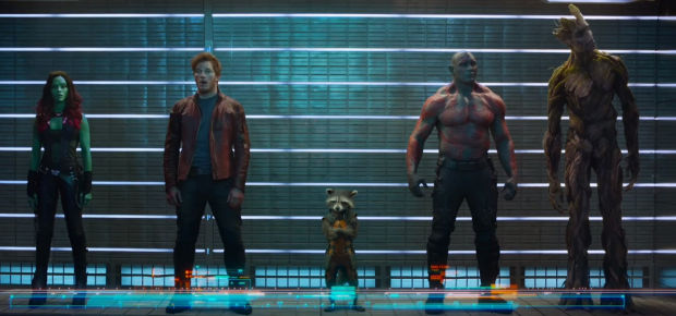 Guardians of the Galaxy summer 2014