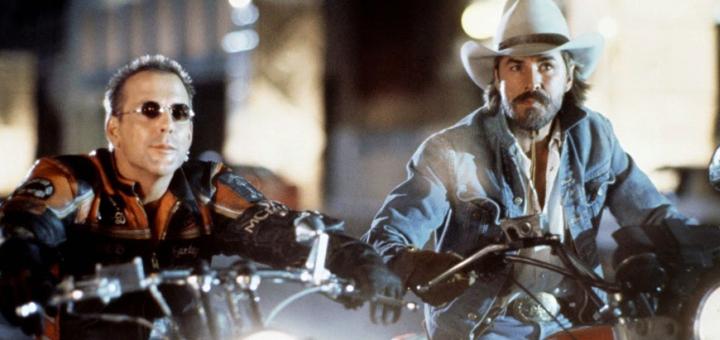Harley Davidson Marlboro Man 1991
