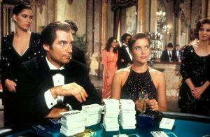 License To Kill 1989 James Bond Timothy Dalton Carey Lowell