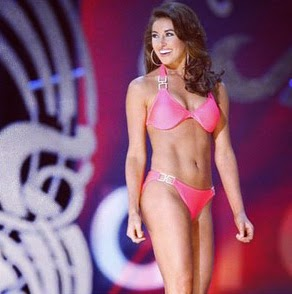 Miss America Swimsuit category competition
