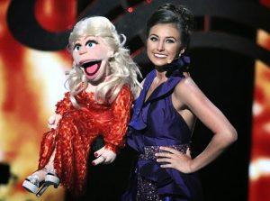 Miss Ohio ventriloquist talent Miss America
