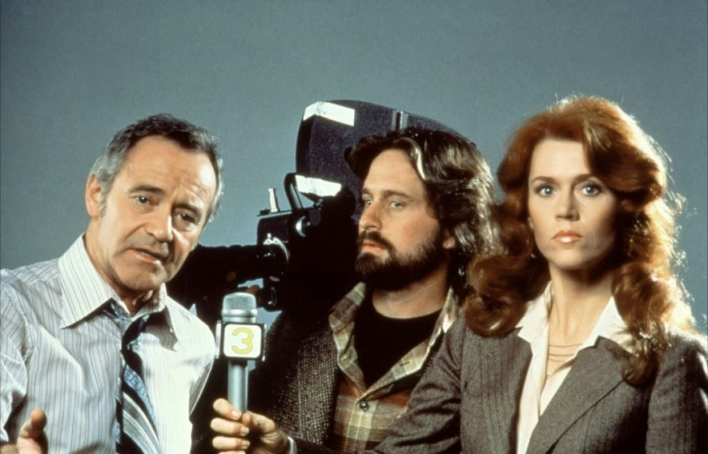 China Syndrome Jack Lemmon Jane Fonda Michael Douglas