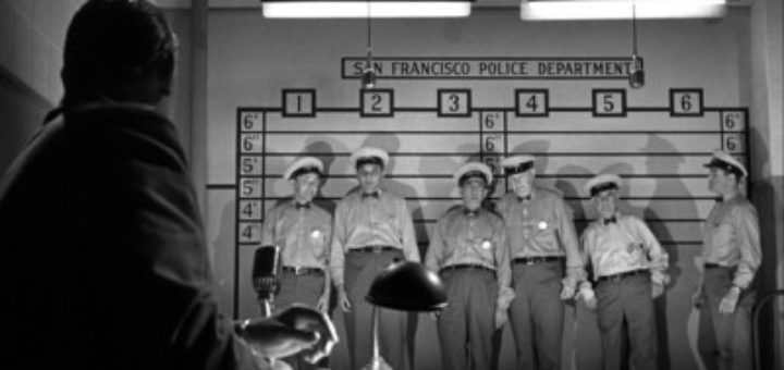 The Lineup 1958 film noir Eli Wallach