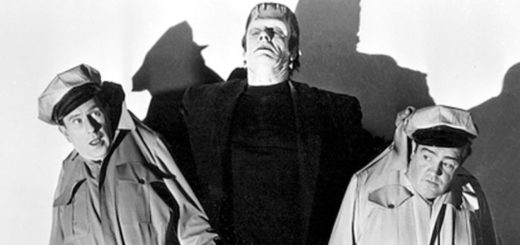 Abbott Costello Meet Frankenstein comedy classic 1948
