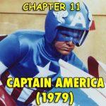 Captain America 1979 Marvel tv movie