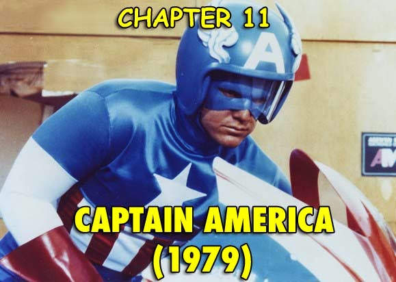 Captain America 1979 Marvel tv movie