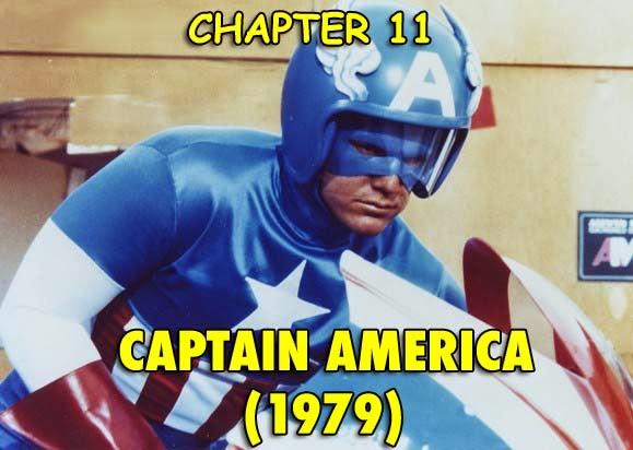 Superhero Films – Captain America (1979)