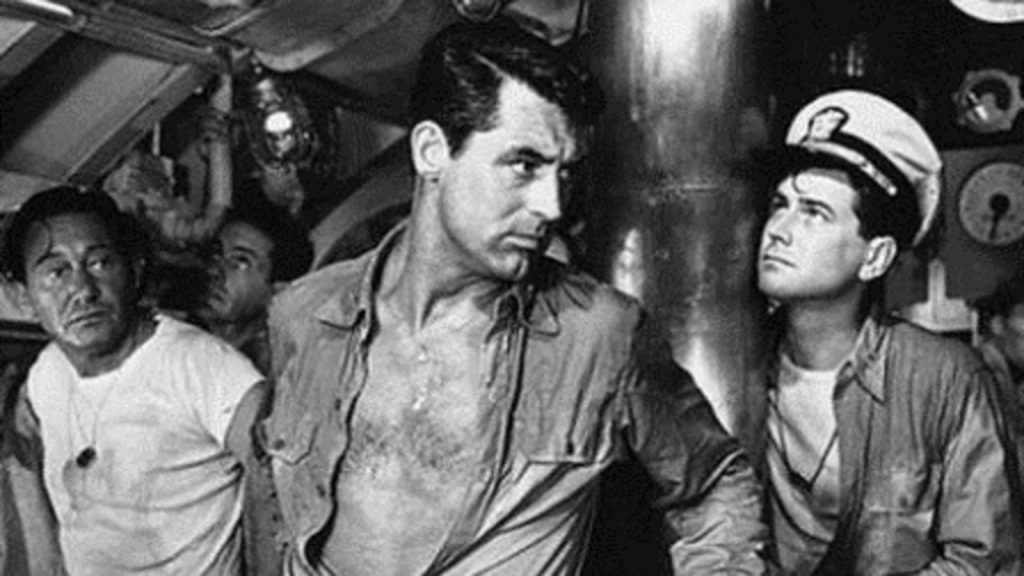 Destination Tokyo 1943 submarine war movie Cary Grant