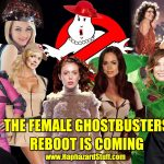 Ghostbusters Female Reboot Poster