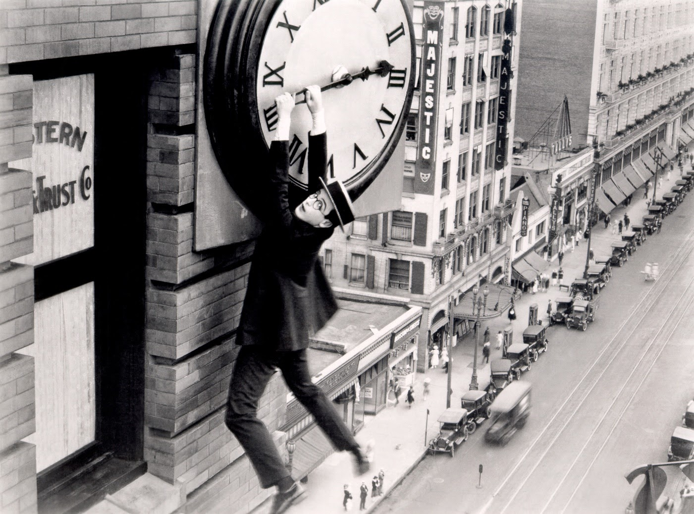 Safety Last! (1923) – A Review