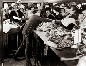 Harold Lloyd Safety Last movie 1923