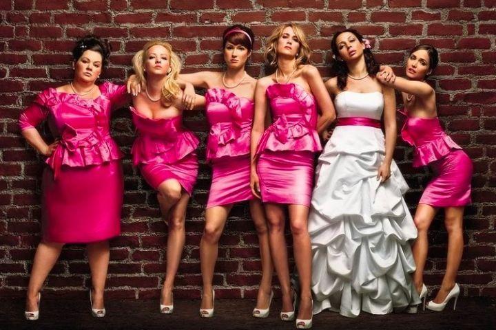 Paul Feig Bridesmaids comedy cast