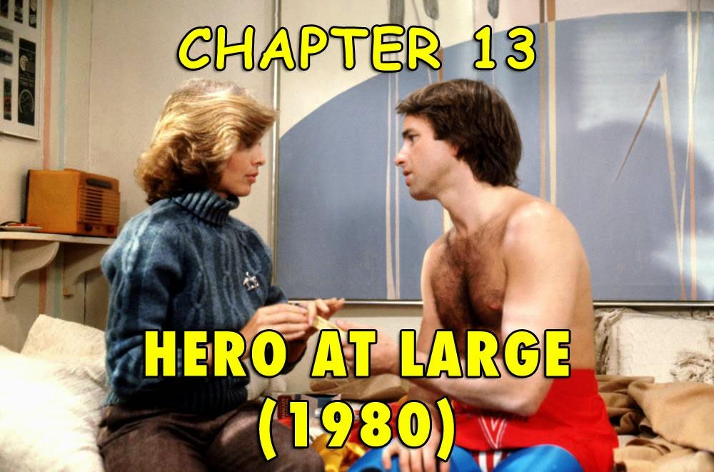 Superhero Films – Hero At Large (1980)