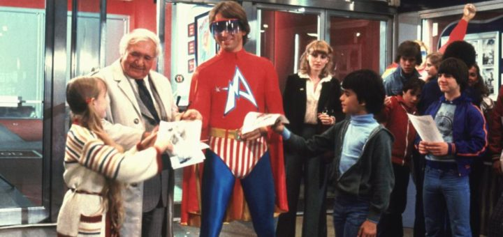 Hero At Large 1980 John Ritter superhero movie