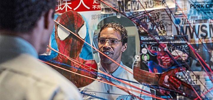 Jamie Foxx Spiderman