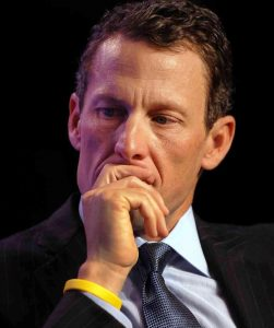 Lance Armstrong Stop At Nothing cheating cycling PED