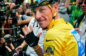 Lance Armstrong Stop At Nothing documentary cheater cycling sport